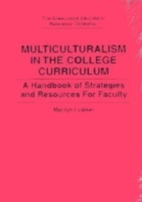 (ebook) Multiculturalism in the College Curriculum: A Handbook of Strategies and Resources for Faculty