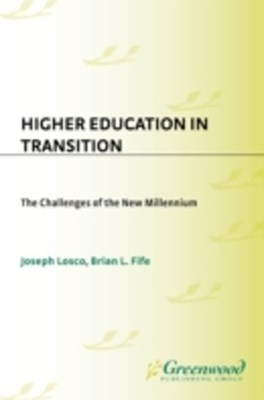 (ebook) Higher Education in Transition: The Challenges of the New Millennium