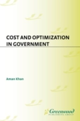 (ebook) Cost and Optimization in Government