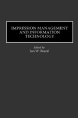 (ebook) Impression Management and Information Technology