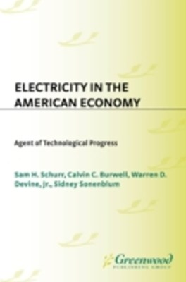 (ebook) Electricity in the American Economy: Agent of Technological Progress
