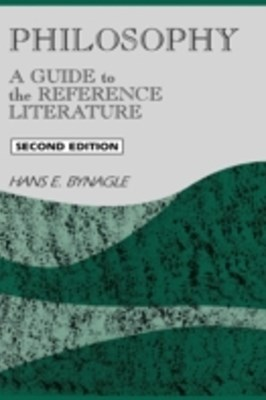 (ebook) Philosophy: A Guide to the Reference Literature, 2nd Edition