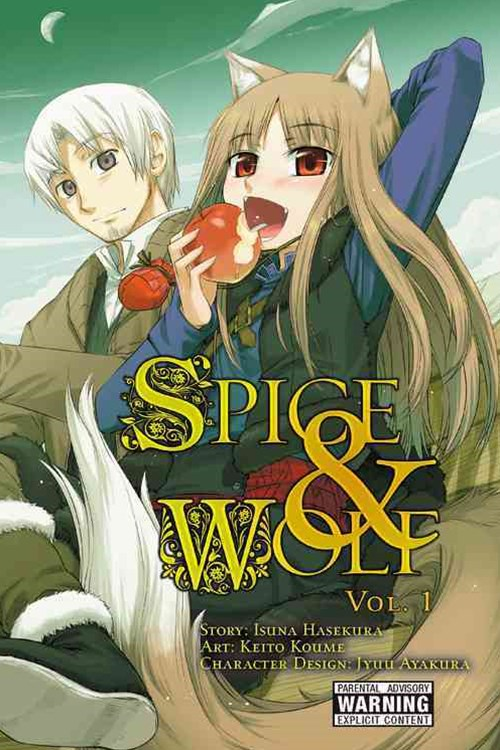 Spice and Wolf: Manga