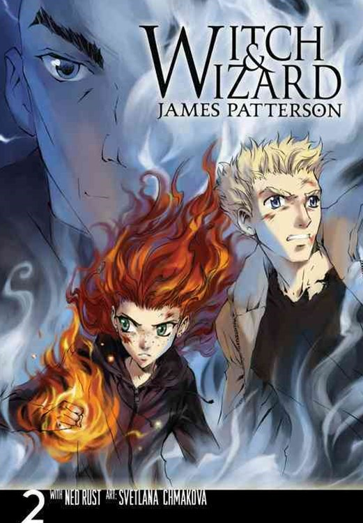 Witch and Wizard: The Manga, Vol. 2