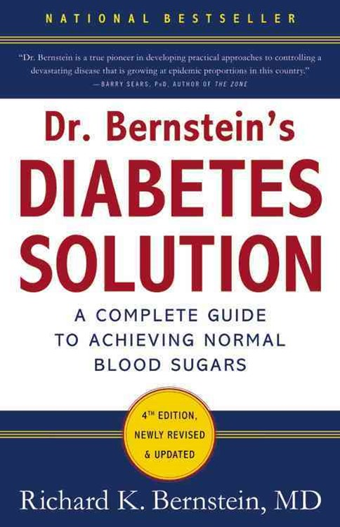 Dr Bernstein's Diabetes Solution