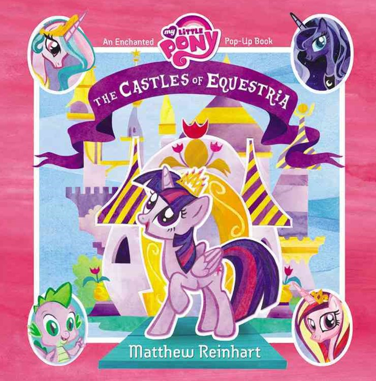 My Little Pony: The Castles of Equestria