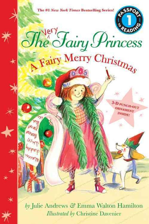 Very Fairy Princess: A Fairy Merry Christmas