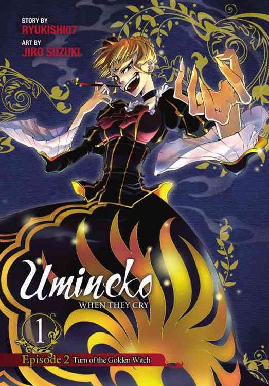 Umineko When They Cry Episode 2: Turn of the Golden Witch