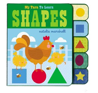 My Turn to Learn Shapes by Natalie Marshall (9780316251662) - HardCover - Children's Fiction Intermediate (5-7)