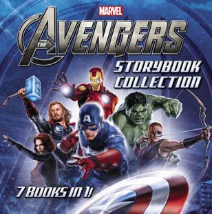 Marvel's the Avengers Storybook Collection by Marvel (9780316256315) - PaperBack - Children's Fiction Intermediate (5-7)