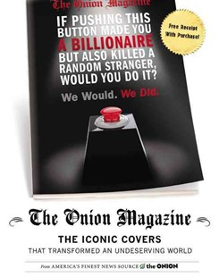 The Onion Magazine by Onion The (9780316256476) - PaperBack - Art & Architecture General Art