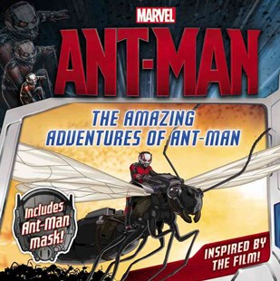 Marvel's Ant-Man by Charles Cho, Charles Cho (9780316256698) - PaperBack - Children's Fiction Intermediate (5-7)