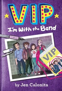 (ebook) VIP: I'm With the Band - Children's Fiction