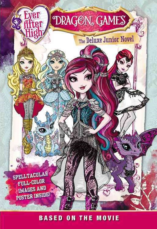 Ever after High Entertainment Tie-In: the Deluxe Junior Novel