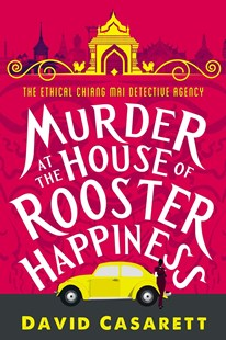 Murder at the House of Rooster Happiness by David Casarett (9780316270632) - PaperBack - Crime Cosy Crime