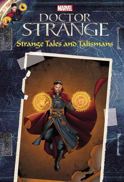 Strange Tales and Talismans