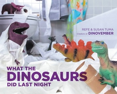 (ebook) What the Dinosaurs Did Last Night