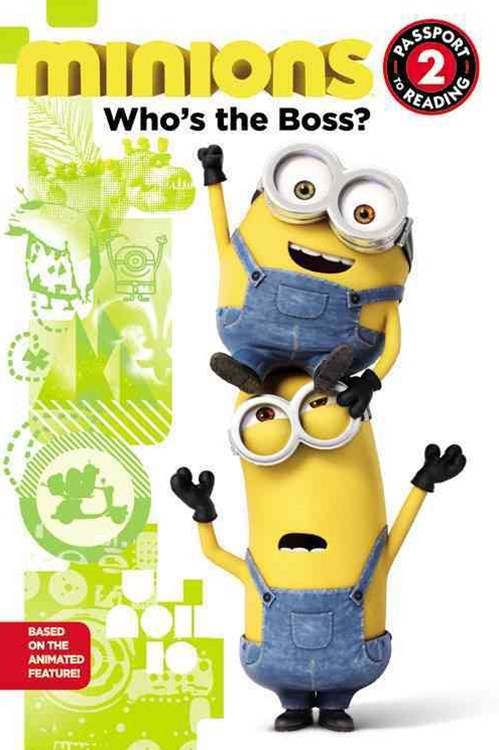 Minions - Who's the Boss?