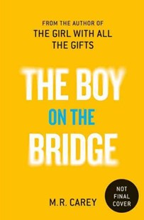 The Boy on the Bridge by M. r. Carey (9780316300339) - HardCover - Adventure Fiction Modern