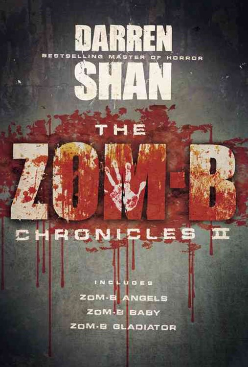 The Zom-B Chronicles #2