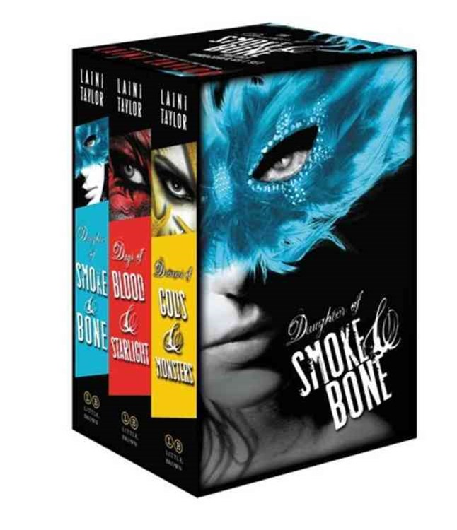 The Daughter of Smoke and Bone Trilogy Paperback Gift Set
