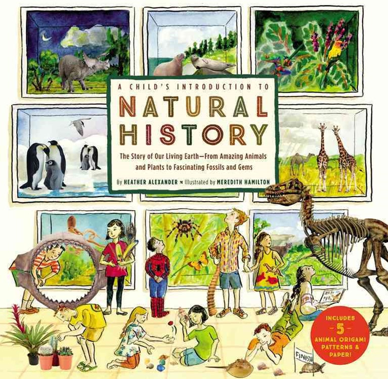 A Child's Introduction to Natural History