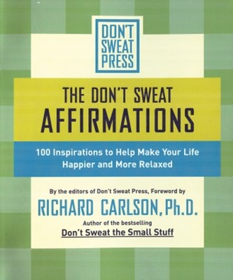 (ebook) The Don't Sweat Affirmations