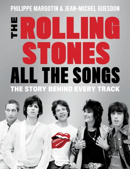(ebook) The Rolling Stones All the Songs