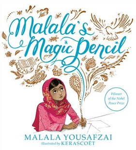 Malala's Magic Pencil - Non-Fiction Biography