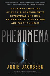Phenomena by Annie Jacobsen (9780316349352) - PaperBack - Military