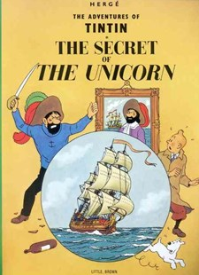 The Secret of the Unicorn by Hergé (9780316358323) - PaperBack - Children's Fiction Classics