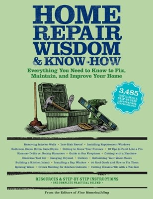 (ebook) Home Repair Wisdom & Know-How