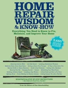 (ebook) Home Repair Wisdom & Know-How - Art & Architecture Architecture