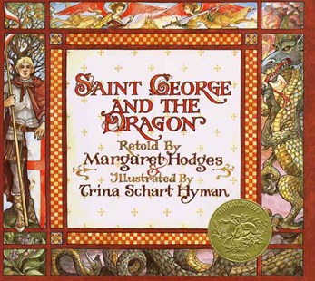 Saint George and the Dragon - Children's Fiction Older Readers (8-10)