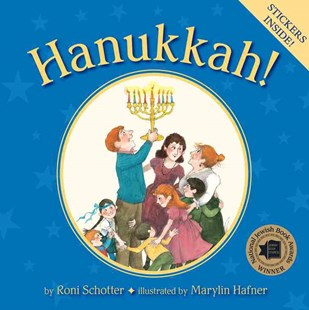 Hanukkah! by Roni Schotter, Marylin Hafner (9780316370288) - PaperBack - Children's Fiction Early Readers (0-4)