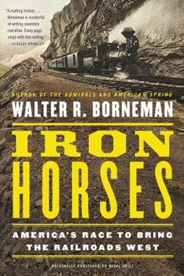 (ebook) Iron Horses