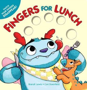 Fingers For Lunch by Brandt Lewis, Cori Doerrfeld (9780316377997) - HardCover - Children's Fiction Early Readers (0-4)