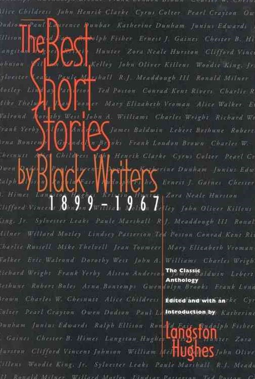 The Best Short Stories by Black Writers, 1899-1967
