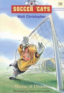 (ebook) Soccer 'Cats #5: Master of Disaster - Children's Fiction
