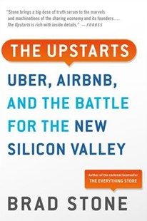 The Upstarts by Brad Stone (9780316388412) - PaperBack - Business & Finance Careers