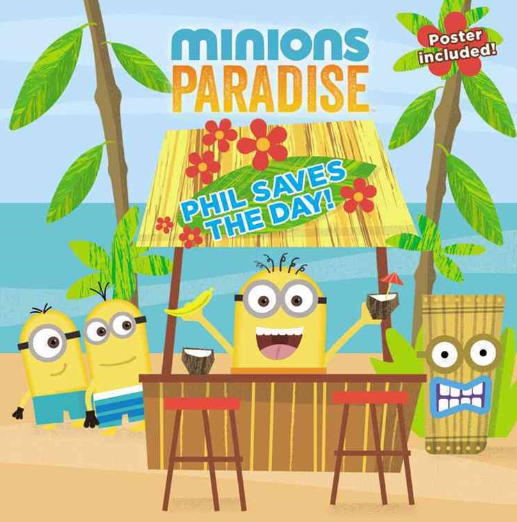 Minions Paradise: Phil Saves the Day!