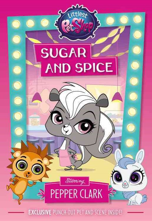 Littlest Pet Shop: Sugar and Spice