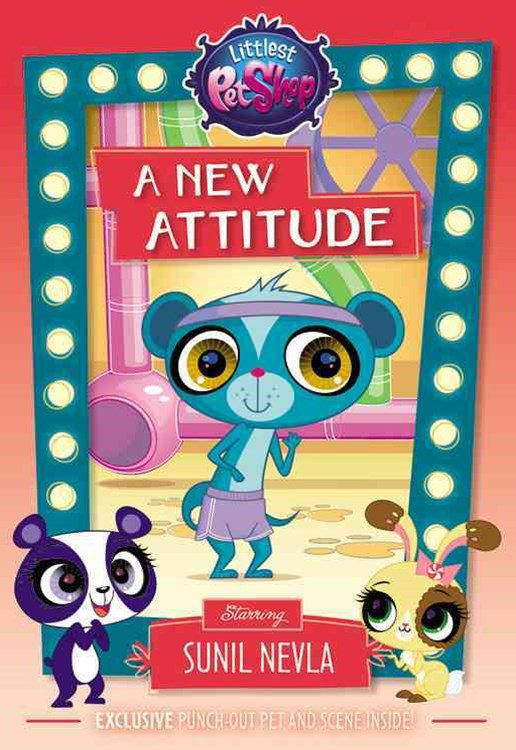 Littlest Pet Shop: a New Attitude