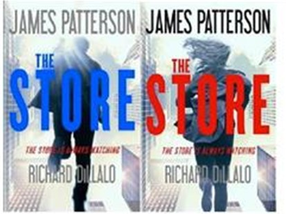 The Store by James Patterson, Richard Dilallo (9780316395458) - HardCover - Crime Mystery & Thriller