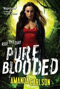 Pure Blooded by Amanda Carlson (9780316404358) - PaperBack - Adventure Fiction Modern