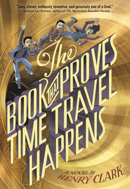 (ebook) The Book That Proves Time Travel Happens