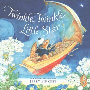 Twinkle, Twinkle, Little Star by Jerry Pinkney (9780316406932) - HardCover - Children's Fiction Early Readers (0-4)