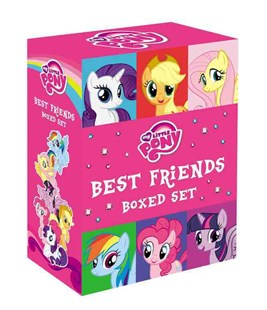 My Little Pony: Best Friends Boxed Set by G. M. Berrow (9780316410939) - PaperBack - Children's Fiction Older Readers (8-10)