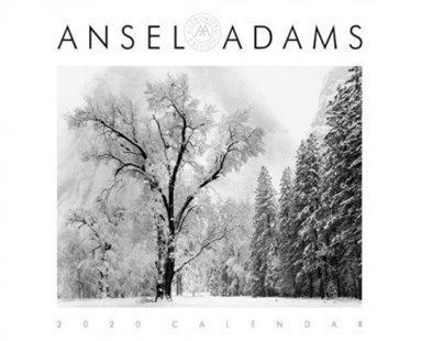 Ansel Adams 2020 Calendar - Art & Architecture Photography - Pictorial