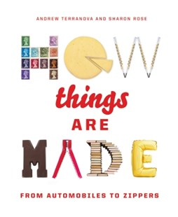 (ebook) How Things Are Made - Art & Architecture General Art